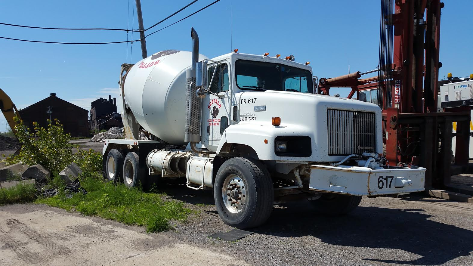 Used Mixer Trucks For Sale Mixer Mike
