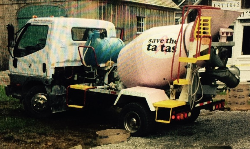 used mixer trucks for sale