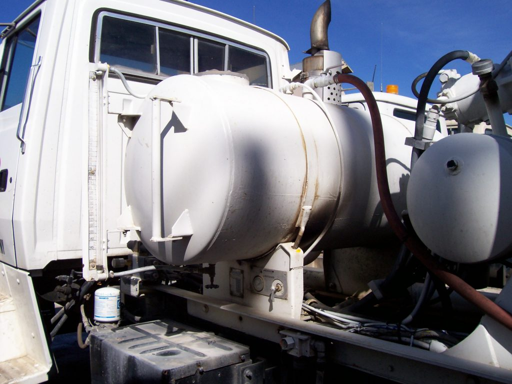 Parts Mixer Watertanks Mixer Mike