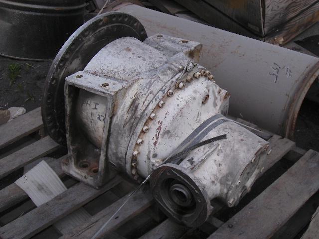 Zfpk on Cement Mixer Gearbox